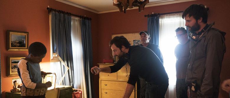 Stranger Things Matt and Ross Duffer