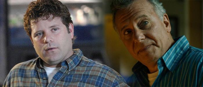 Stranger Things Season 2 Cast - Sean Astin and Paul Reiser