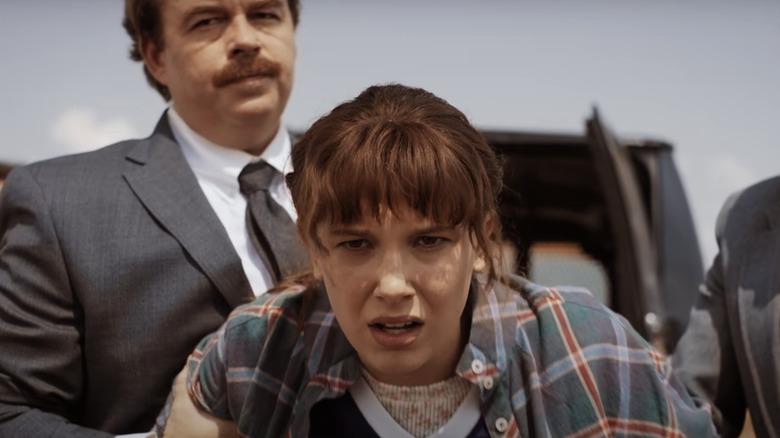 Stranger Things Millie Bobby Brown