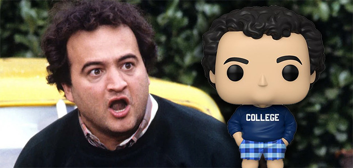 Stripes and Animal House Funko POPs