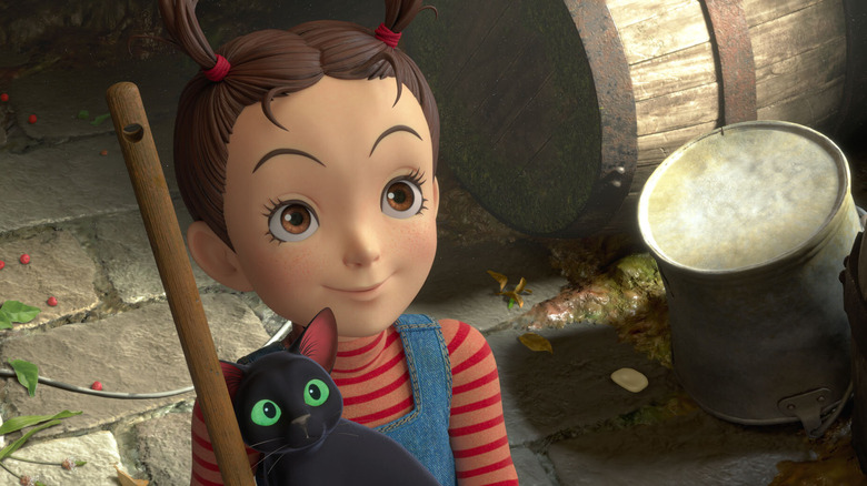 Studio Ghibli s Earwig And The Witch Is Now Coming To Netflix – In Select Territories