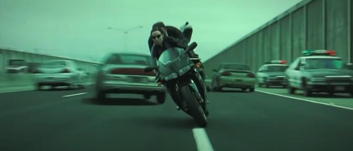 Stuntwomen trailer
