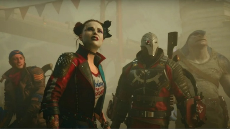 Suicide Squad: Kill The Justice League Trailer: A New Video Game Will Let The Suicide Squad ... You Know
