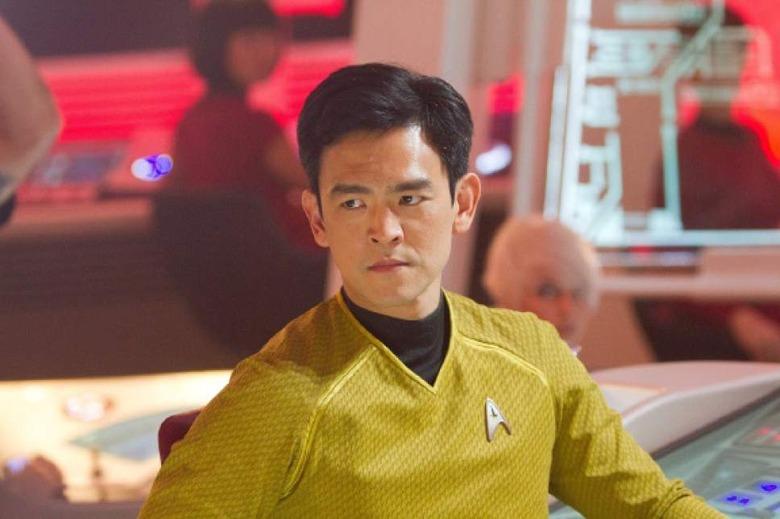 Sulu is gay