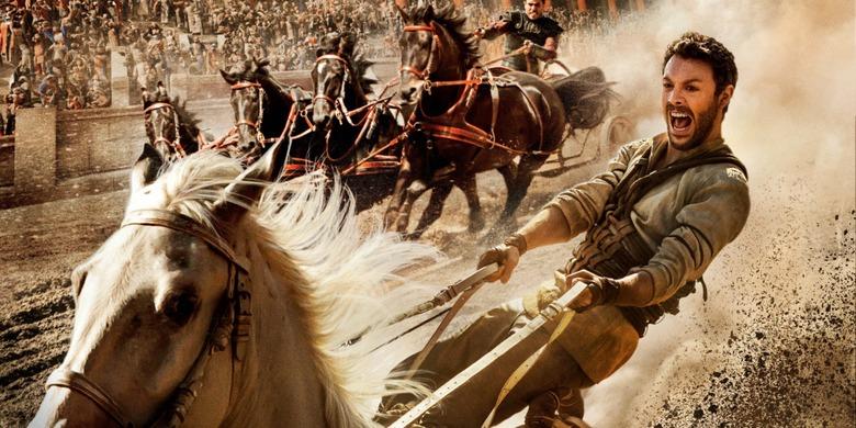 Ben-Hur will be Summer 2016's Biggest Box Office Bomb