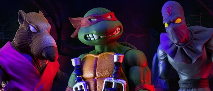 Super7 Teenage Mutant Ninja Turtles Action Figures