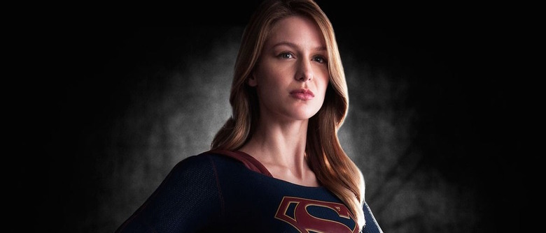 Melissa Benoist as Supergirl (CBS)