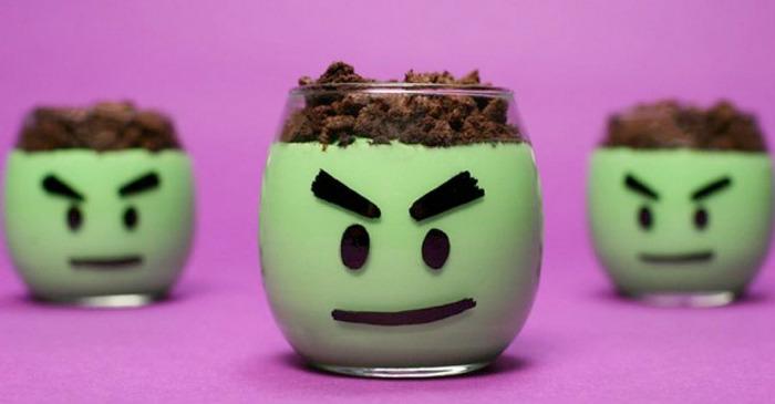 hulk-puddingcups