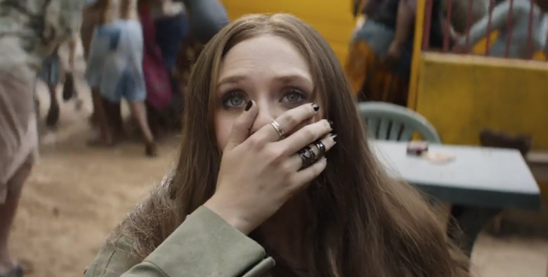 Elizabeth Olsen - Captain America: Civil War