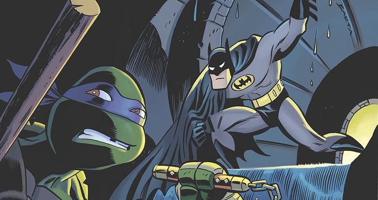 Batman: The Animated Series - Teenage Mutant Ninja Turtles