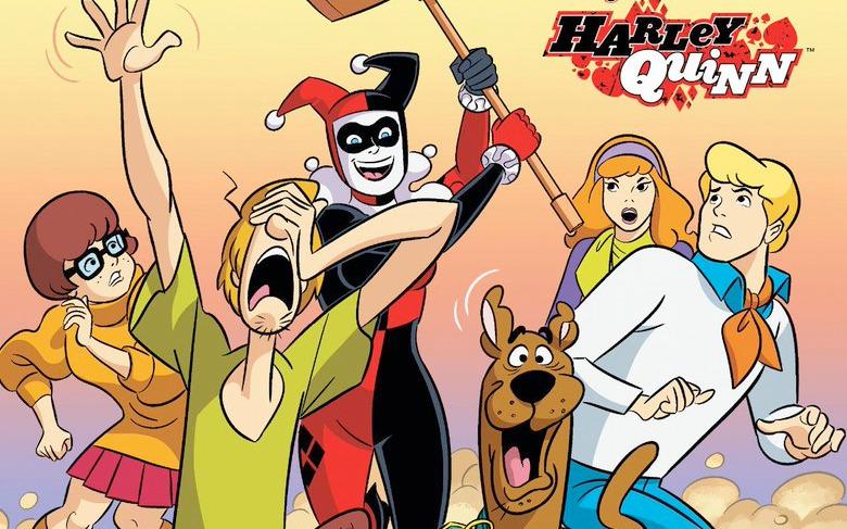 Scooby-Doo Meets Harley Quinn