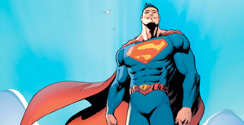 Superman - New Boots