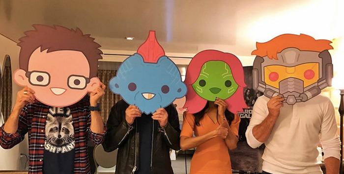 Guardians of the Galaxy 2 Emoji