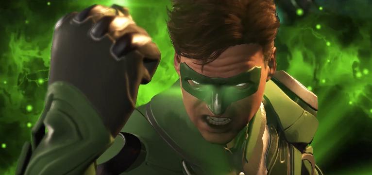 Green Lantern - Injustice 2