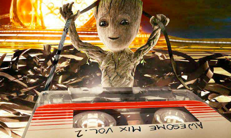 Guardians of the Galaxy Vol 2 - Baby Groot