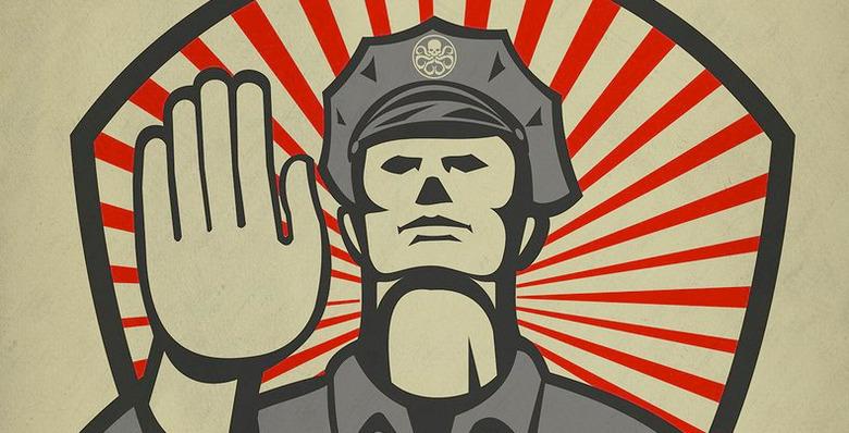 Agents of SHIELD - Hydra Propaganda Posters