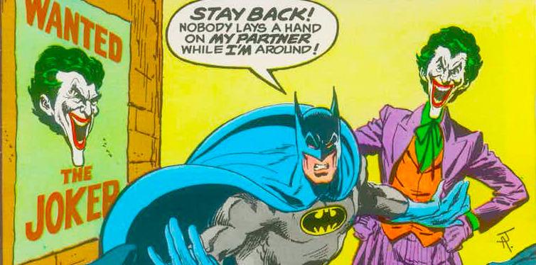 Batman and The Joker Team Up