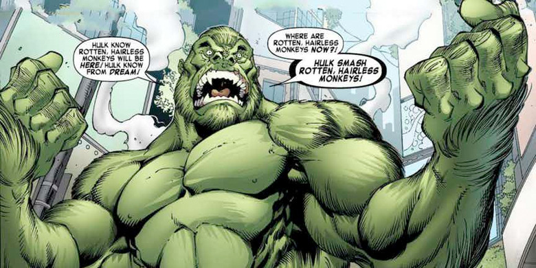Planet of the Apes Hulk