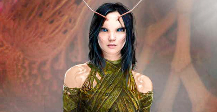 Guardians of the Galaxy 2 - Mantis Concept Art