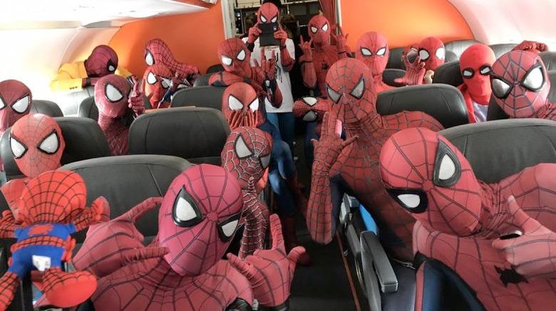 Spider-Man Airline