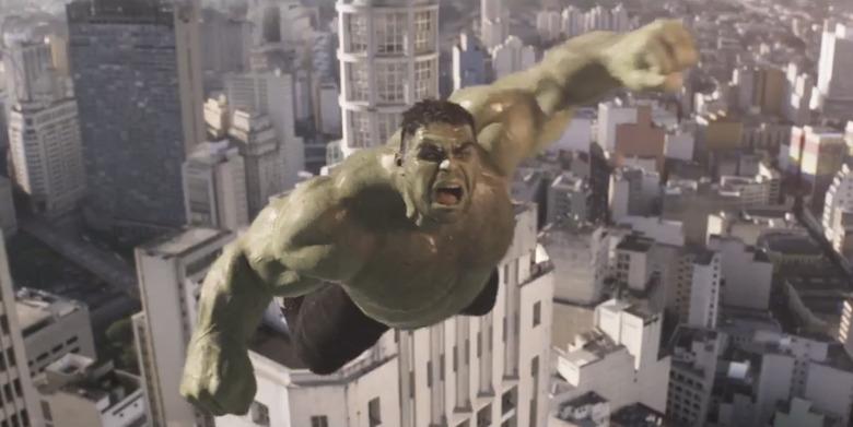 Hulk - Brazilian Car Commercial