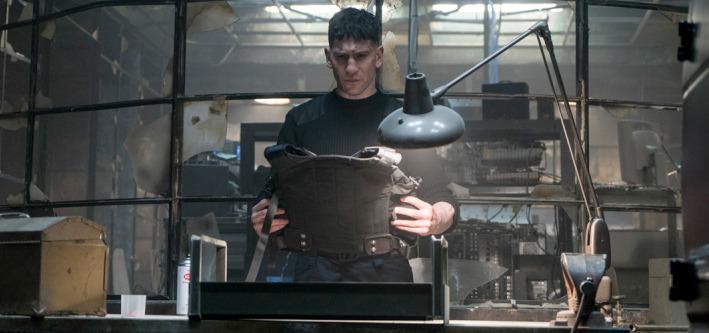The Punisher - Jon Bernthal