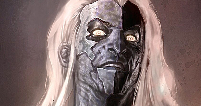 Thor the Dark World Malekith Concept Art