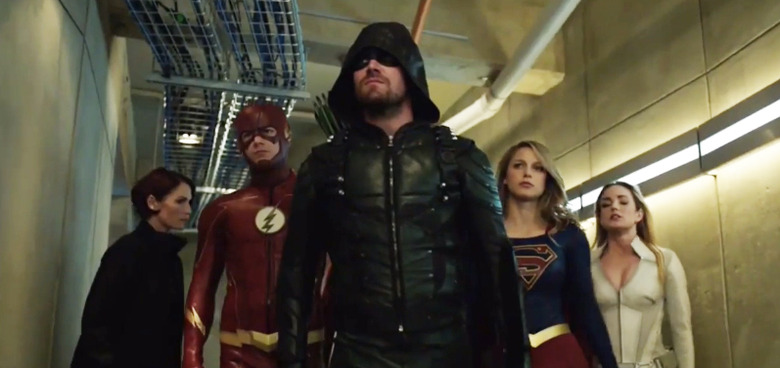 Arrowverse Crossover - Crisis on Earth X