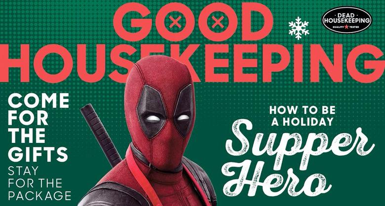 Deadpool 2 - Good Housekeeping