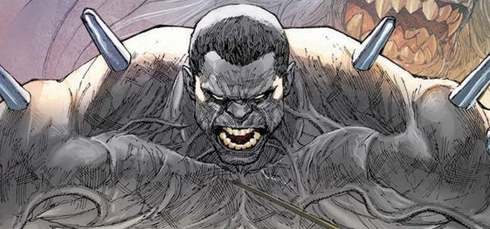 Weapon H - Hulk/Wolverine
