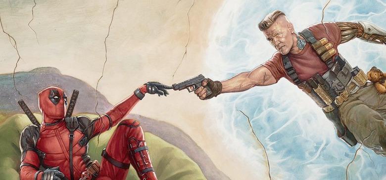 Deadpool 2 Banner