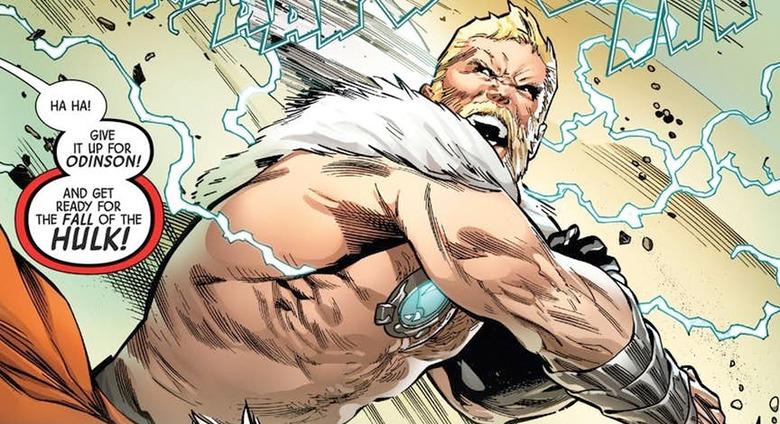 Incredible Hulk - Thor Knockout