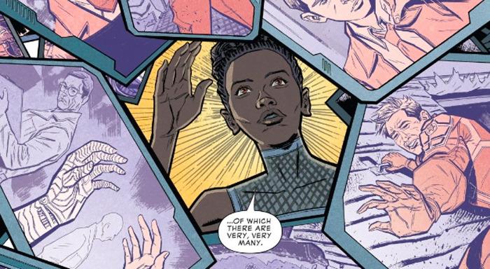 Avengers Infinity War Prelude Comic