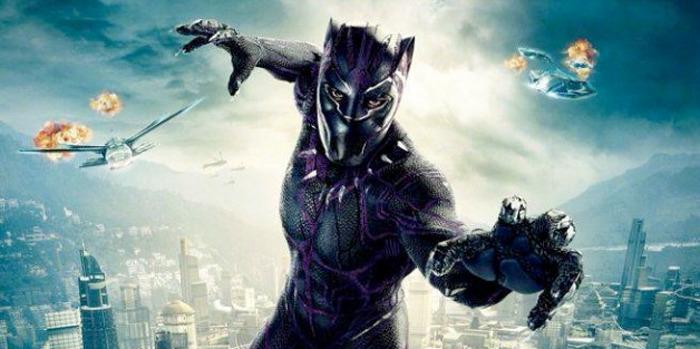 Black Panther International Poster