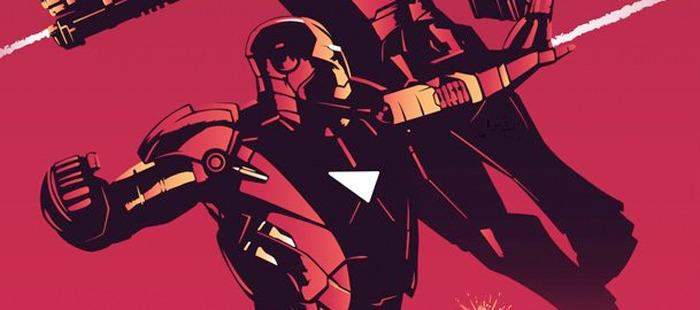 Iron Man Poster - Rico Jr