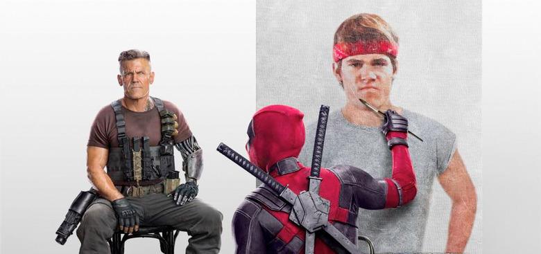 Deadpool 2 - Josh Brolin Painting
