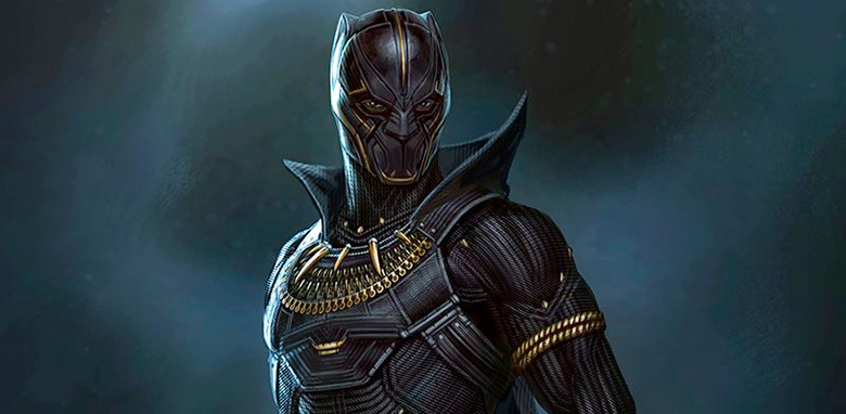 Black Panther - T'Chaka Concept Art