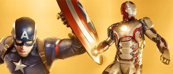 Marvel Studios 10 Year Posters