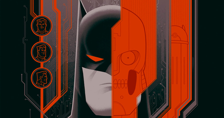 Batman The Animated Series - Mondo - Bane
