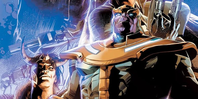 Avengers Infinity Wars 2018