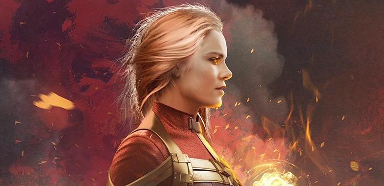 Captain Marvel - Boss Logic