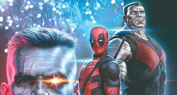 Deadpool 2 - Rob Liefeld Poster