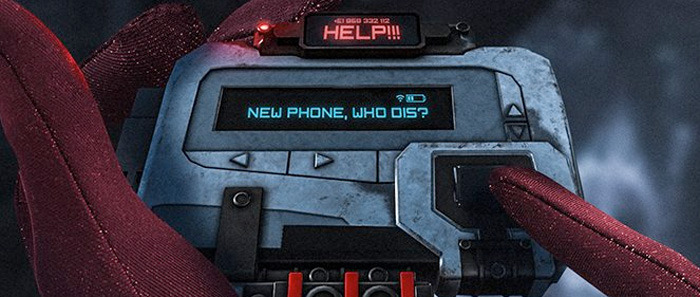 Captain Marvel Pager Response