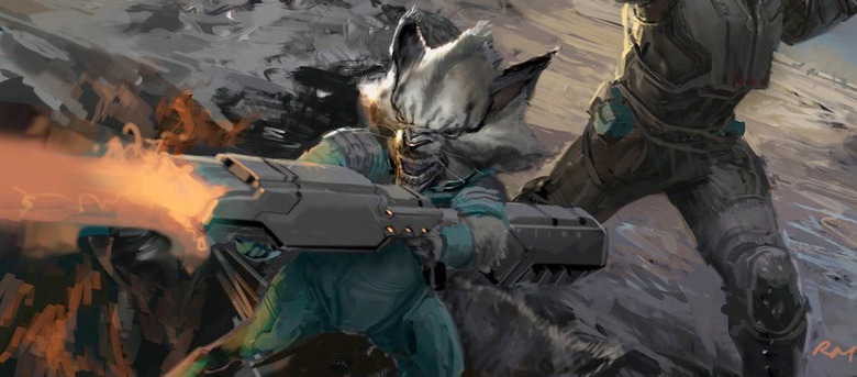 Guardians of the Galaxy Comic Accurate Concept Art