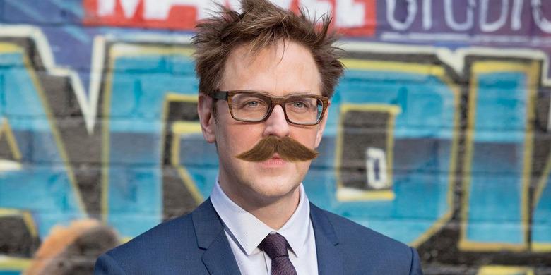 James Gunn Mustache - Jimmy Gunnbergo