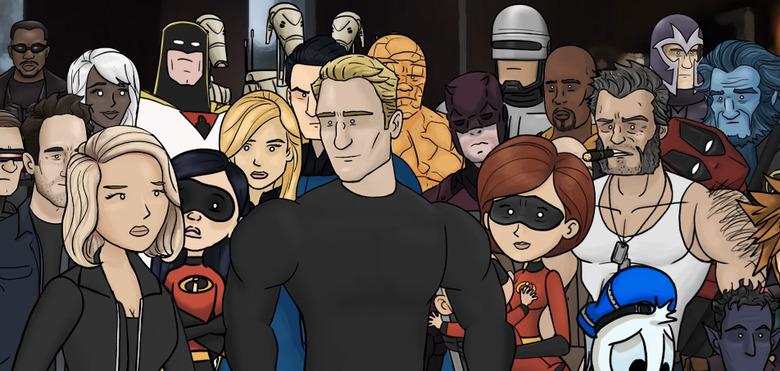 Avengers Endgame HISHE