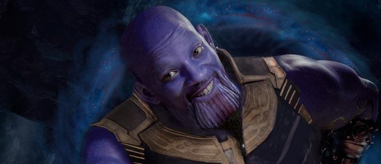 Avengers - Thanos as Genie