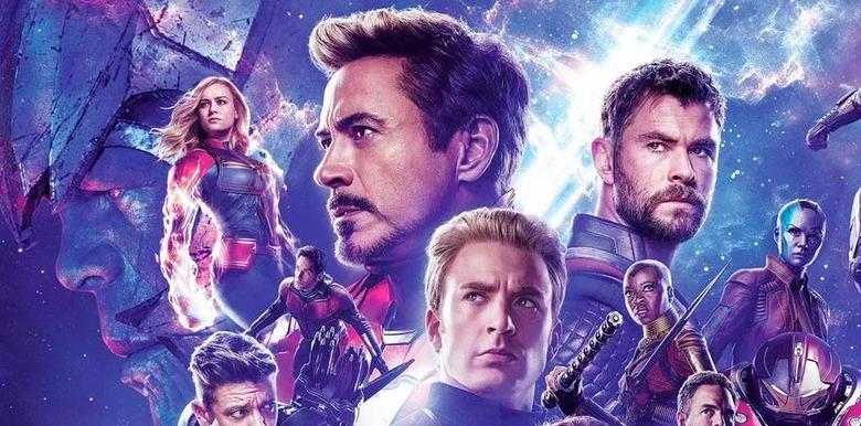 Avengers Endgame International Banner