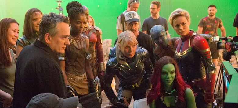 Avengers Endgame - Behind the Scenes