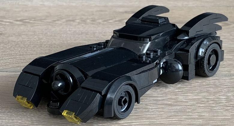 Custom LEGO Batmobile